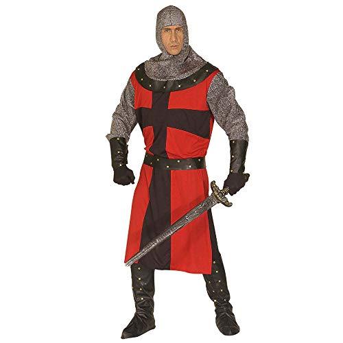 Widmann – Mittelalterliches Ritter-Kostüm für Herren – XL - 4