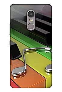 Lenovo K6 Note Mobile Back Cover For Lenovo K6 Note; It Is Matte glossy Thin Hard Cover Of Good Quality (3D Printed Designer Mobile Cover) By Clarks