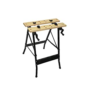 cogex 66446 etabli pliant portable bricolage. Black Bedroom Furniture Sets. Home Design Ideas