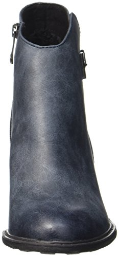 Marco Tozzi Damen 25317 Stiefel Blau (Navy Antic)