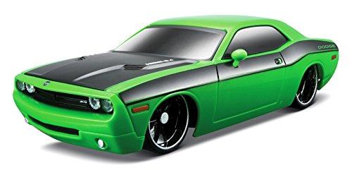 maisto-81063-modellino-automobile-r-c-dodge-challenger-concept-06-scala-124