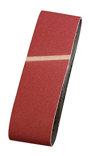 KWB Bandes abrasives, bois et métal, 75 x 533 mm, 9125–15
