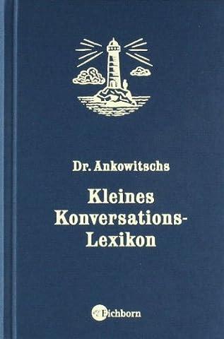 Dr. Ankowitschs kleines