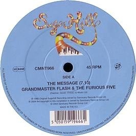 Message [Vinyl Single]