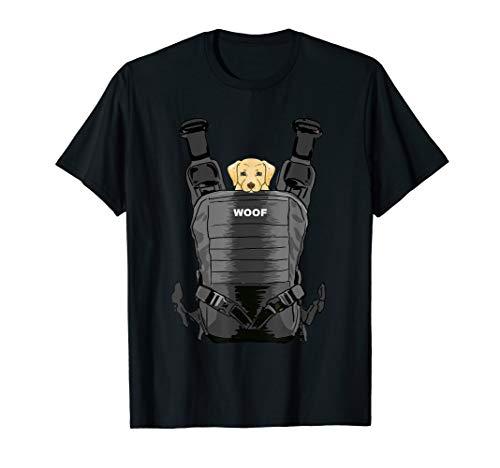 Hunde Kostüm, Lustiges Last Minute Halloween T-Shirt