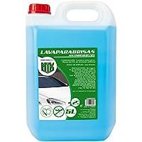 Motorkit LIM10325 Lavaparabrisas Antimosquitos Verano, 5 litros