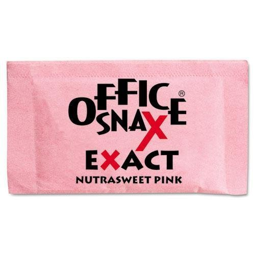 ofx00061-office-snax-exact-nutrasweet-pink-sweetener-packs-by-office-snax