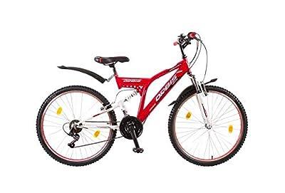 """Orbis 26"""" 26 Zoll Kinderfahrrad MTB Mountainbike Kinder Fahrrad Rad Bike Jugendfahrrad Phoenix ROT"""