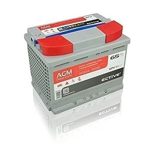 Wohnmobil Batterie: ECTIVE EDC-Serie AGM 12V 180A