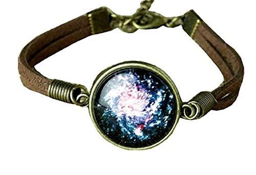 (Inception Pro Infinite Ba010 - Galaxy Cabochon Armband - (6))