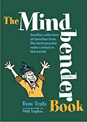 The Mindbender Book: Volume 2 by Dom Testa (2012-10-23)