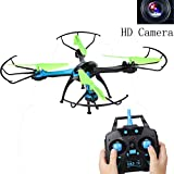 Gaddrt® H98 2.4GHz 4CH 6-Axis Quadcopter Drone with 0.3MP Camera Headless Mode Gift