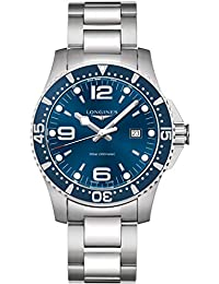 Longines Hydroconquest Cadran bleu acier inoxydable montre pour homme L38404966