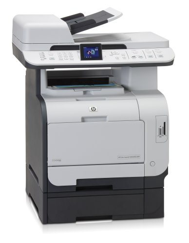 HP Color LaserJet CM2320FXI Multifunktionsgerät mit Fax