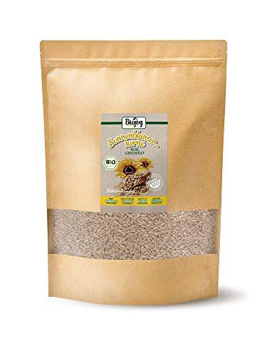 Biojoy semi di girasole biologici sgusciati crudi, senza sale (2,5 kg)