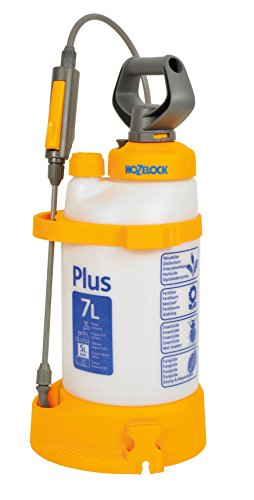 Hozelock Drucksprüher Plus 7 Liter (max. Befüllung* 5l)