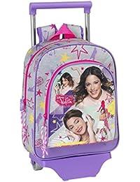 Preisvergleich für safta Violetta–Kinder Rucksack Trolley, 26x 34cm 611542020