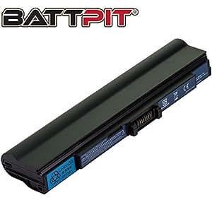 Battpit Batterie d'ordinateur Portable de Remplacement pour Acer Aspire 1410 Series (4400mah / 48wh)