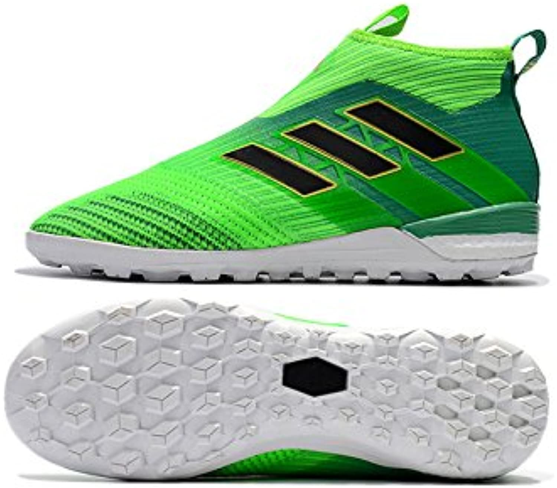 Herren Fußball Schuhe Fußball Stiefel Ace Tango 17 + purecontrol TF in rot und schwarz
