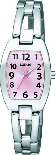 Lorus comunion orologio Unisex Analogico al Al quarzo con cinturino in Acciaio INOX RRS67UX9
