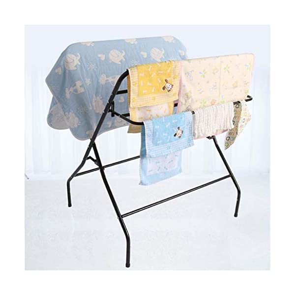 YRR Changing Table Folding Diaper Station Nursery Organizer for Infant YRR ★Made of rugged material, safe and sturdy construction, and quick and easy assembly design, it is also easy to wipe and clean, foldable, easy to carry, and can be deployed in seconds or indoors. Keep your baby safe ★Size: 80*67*104cm;Applicable baby age: 0~3 years old;Can carry weight: less than 25 kg;Material: Steel Pipe, high quality Oxford cloth ★Foldable design, easy storage, does not occupy space 6