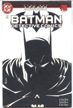 Batman Detective Comics Annual # 9 (1996) by Chuck Dixon