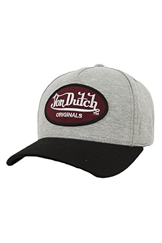 taille-unique-casquettes-von-dutch-jyb-gris