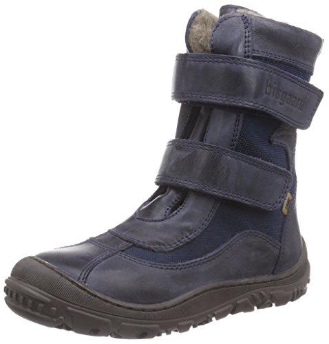 Bisgaard Tex Boot, Bottes de Neige Mixte enfant Bleu - Bleu (20)