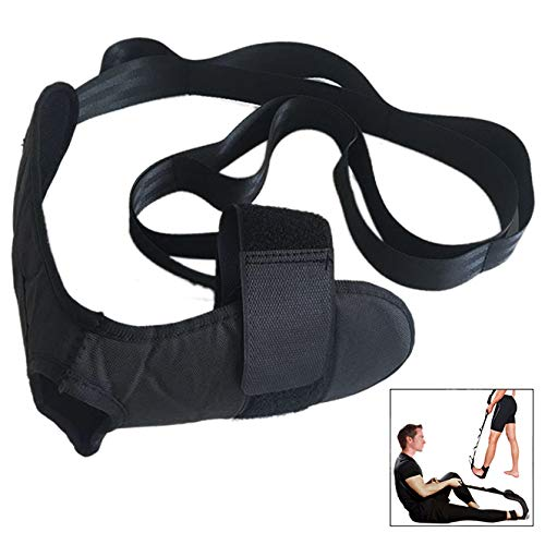 iwobi Stretch Yoga Dehnungsband ,Stretch Assist Strap Knöchel Band Stretch-Band Dance Gym Reha