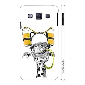 Enthopia Designer Hardshell Case Drunken Giraffe Back Cover for Samsung Galaxy S3 Neo