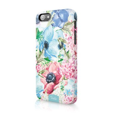 tirita Case Cover Hard Kunststoff trendige Fashion Cute Design Aquarell Blumen Floral Muster, plastik, 05, Amazon Fire Phone