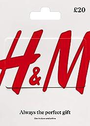 H&M Gift Card - UK -
