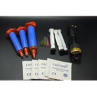 Olax 20ml Dickflüssig, Dick Fliegenbinden Kleber, Leim Kit mit Zoombare UV Taschenlampe preisvergleich bei billige-tabletten.eu