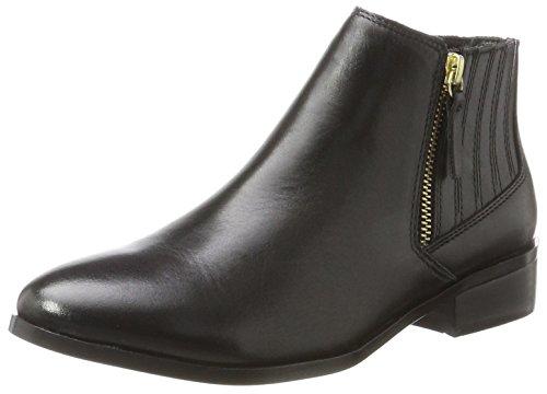 tiefel, Schwarz (Black Leather), 39 EU ()