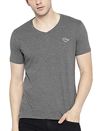 fb9cf9638a T-Shirts for Men: Buy Men's T-Shirts Online at Low Prices in India ...