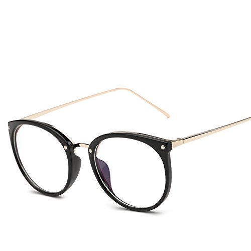 XXFFH Sonnenbrille Runde Boxen Für Männer Und Frauen Mit Dekorativer Spiegel Brillengestell , 2 Oakley Sonnenbrillen Reparatur-kit