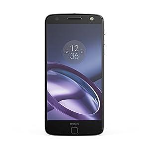 Lenovo Moto Z UK SIM-Free Smartphone - Black/Silver