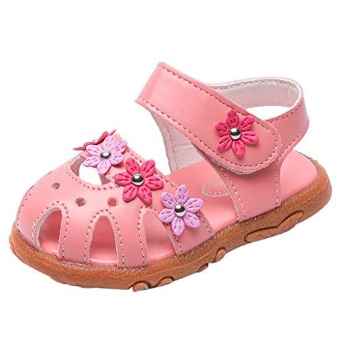 Heligen Babyschuhe Prinzessin Schuhe Little Kids Baby Girls Flower Single Princess Party Shoes Sandals Sommer Kinder Kinder Sandalen