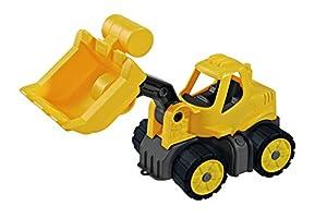BIG Power-Worker Mini Radlader vehículo de Juguete - Vehículos de Juguete (Gris, Amarillo, De plástico, 2 año(s), Niño, 100 mm, 240 mm)