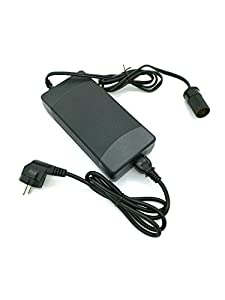 Handpresso ESE power adapter 220V-12V, Black