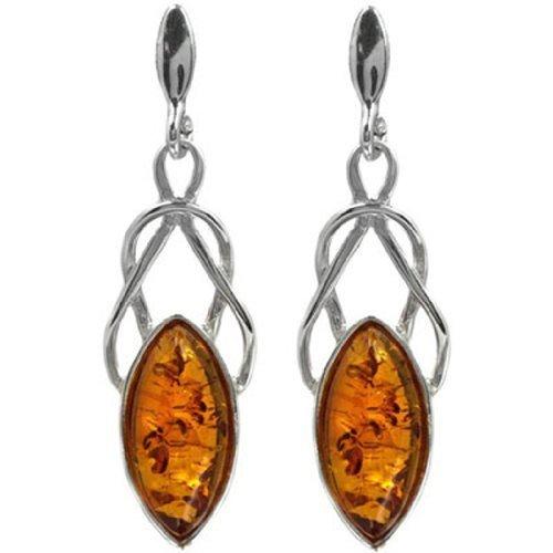 noda-orecchini-in-ambra-baltica-color-miele-e-argento-sterling-stile-celtico