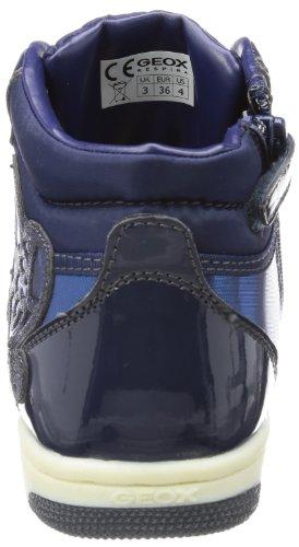 Geox J CREAMY A J34L5A0BL02C4002 Mädchen Sneaker Blau (NAVY C4002)