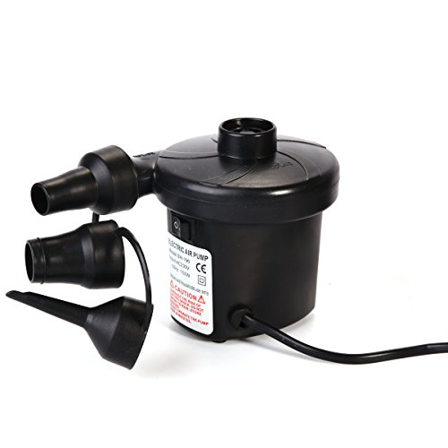 xcsource-elektrische-luftpumpe-bett-aufblasen-luft-ablassen-pool-camping-matratze-230v-netz-os340