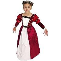 Cesar B513-003 - Disfraz infantil de princesa medieval (8-10 años)