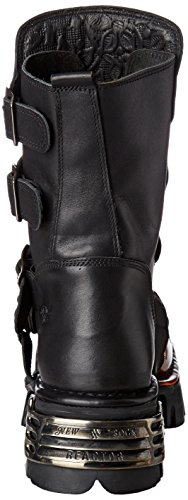 New Rock M-591x-s1, Bottes Motardes Mixte Adulte Noir (Black)