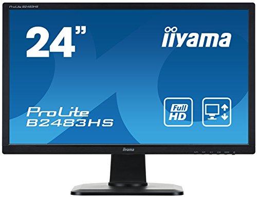 Iiyama Prolite B2483HS-B1 LCD Monitor