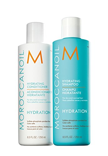 Moroccanoil HYDRATING shampoo & conditioner COMBO 250ml