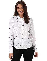 Vero Moda Damen Hemdbluse Langarmbluse Business Office Damenhemd Hemd Bluse