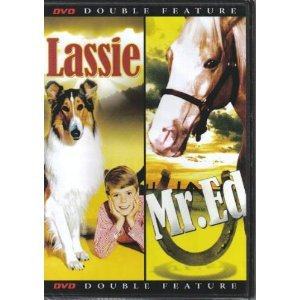 Bild von Lassie (The Trial & The Tree House) and Mr. Ed (Ed Gets the Message and The Wonderful World of Wilbur Pope [pilot])