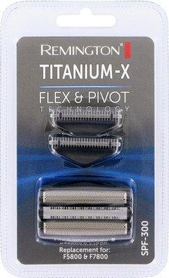 Remington TITANIUM-X Flex & Pivot Foil and Cutter F5800 & F7800 by Remington from Remington